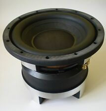 """P-Audio TM-10 1200w/400w RMS 10"""" ultra long stroke competition car sub woofer"""