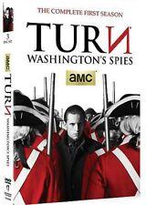Turn: Washington's Spies DVD