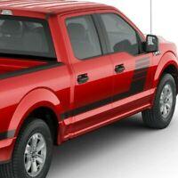 2014 Ford F150 F-150 Strobe Side Rocker Stripes fits any car 2008-2013