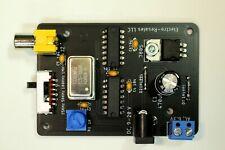 Marker Generator Crystal Calibrator  1MHz 100KHz 50KHz 25KHz Switched