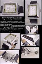 Quadriga Men's Automatic watch movement calibre 2824-2 Swiss Valuable