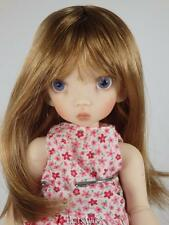 "STRAWBERRY BLONDE DOLL WIG SIZE 8/9"" FITS VINTAGE AND MODERN DOLLS"