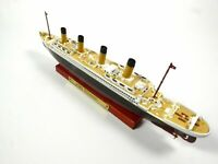 ATLAS 1/1250 Scale RMS TITANIC Cruise Diecast Ship Boat Model Collectible Toys