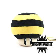 SUPER MARIO BROS. FUNGO APE PELUCHE PUPAZZO galaxy 2 mushroom plush bee abeille
