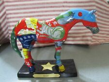 The Trail of Painted Ponies Shiloh pony by Tony Curtis Item # 4018353