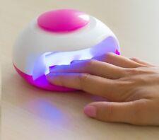 Mini lampada asciuga smalto unghie luce uv fornetto CONSEGNA RAPIDA