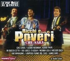 RICCHI E POVERI - CHE SARA'  CD POP-ROCK ITALIANA