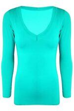 Maglie e camicie da donna in viscosa elasticizzata taglia M