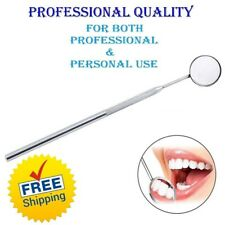 Dental Hygienist Mouth Examination Mirror Handlle Dentist Instruments,NEW