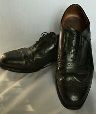 Allen Edmonds 'McAllister' Wingtip Size 9.5 Black