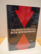 THE PRICE OF POLITICS Bob Woodward Book Hardcover Obama White House Boehner HC