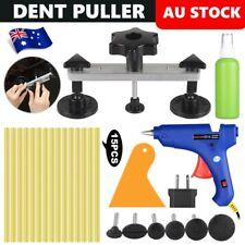 Paintless Dent Puller Hail Removal Bridge Sticks Auto Body Repair Kits