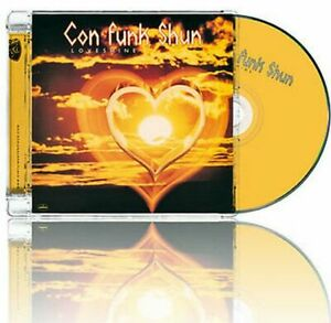 Con Funk Shun – Loveshine     new cd soul / funk