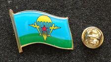Russian ARMY   VDV  flag  BADGE pin   #70 sasa