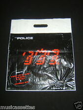 THE POLICE GHOST IN THE MACHINE 1981 AUSTRALIAN FESTIVAL RECORDS LP HOLDER BAG