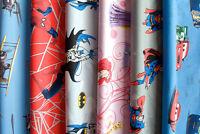 Disney Designer Fabric - Quality 100% Cotton Fabric, Children's Designs