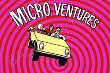 MICRO VENTURES FRIDGE MAGNET - RETRO TV CLASSIC!  from the Banana Splits show!