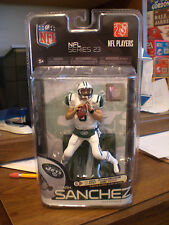 Mark Sanchez New York Jets football White Jersey ALTERNATE McFarlane 2010 RARE