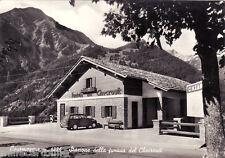 #COURMAYEUR: STAZIONE DELLA FUNIVIA DEL CHECROUIT