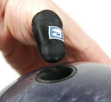 New 2 pack XL EXTRA LARGE BLACK Brunswick Thumb Sock for Bowling Stops Blisters