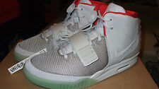 2012 Nike AIR YEEZY 2 NRG Wolf Grey Platinum Zen US 10.5 UK 9.5 44.5 1 Pure