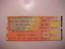 38 Special Ticket Stub 1984 New York Tour De Force Saratoga Springs Ny Spac