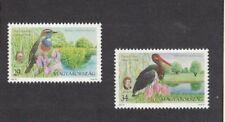 Hungary 3689 - 3690 - Birds. Set Of 2 Singles. MNH. OG.   #02 HUNG3689s2