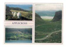 APPLECROSS, unused vintage postcard