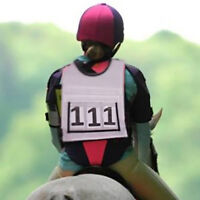 Equestrian Bib Competition / Horse Riding / Running / Cross Country / Trials ...