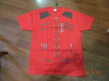 Nwt- Michael Jackson Beat It video Jacket style tee shirt from Hot Topic (2Xl)