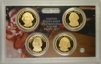 2007 United States Presidential Proof Set No Box or COA