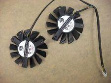 Fan Replacement Laptop MSI HD7850 HD7950 HD7870 Series Video Card Dual #M1981 QL
