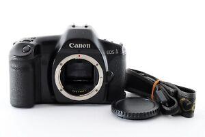 """"""" Leggere """" Canon EOS-1 35mm SLR Film Fotocamera Corpo [Eccellente] Da Japan F/S"""