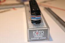 Kato N Scale #176-6101 EMD F40PH Amtrak #342 DCC READY NIB