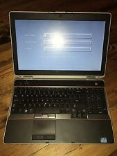 Dell E6520 Laptop i7 Laptop.  See Details