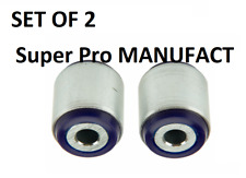 MANUFACT Super Pro Shock Absorber Bushing Front Lower fits 350Z
