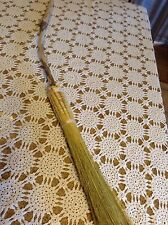 Handmade Wicca Besom Or Witch Broom Great At Halloween Ritual Or Hearth Item Fun