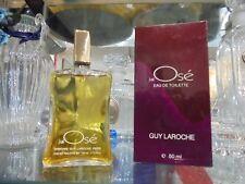 J'ai Osè eau de toilette 50 ml GUY LAROCHE very rare vintage perfume