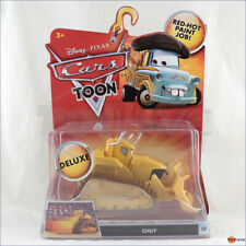 Disney Pixar Cars Toon Chuy the Bulldozer from El Materdor short Mattel diecast