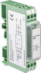 MU-PT100-I420-0/200 Temperatur-Messumformer für Pt 100 MU-PT100-I420-0/200