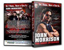 But I Digress... John Morrison DVD-R, WWE Lucha Underground Johnny Mundo Boone