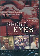 SHORT EYES - DVD - 1977 PRISON DRAMA - CHILD MOLESTER - BRUCE DAVIDSON - NEW