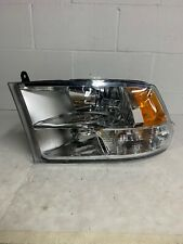 2009 2010 2011 2012 DODGE RAM 1500 3500 LEFT DRIVER HALOGEN HEADLIGHT OEM