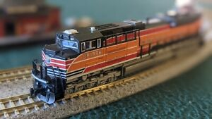 New Kato N Scale SD70ace 176-8406 - Southern Pacific #1996 Heritage Locomotive