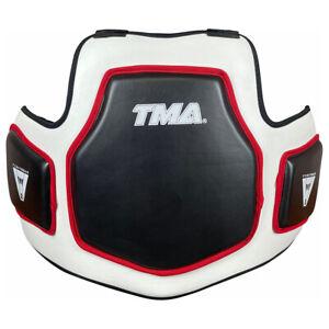 TMA Fight Sports Light Hitter Boxing Muay Thai MMA Training Chest Rib Guard