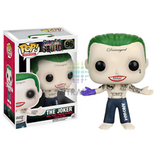 Funko Pop! Suicide Squad The Joker Shirtless Figure Collectible Heroes Model Toy