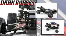 Tamiya 58370 Dark Impact DF03 RC Kit - DEAL BUNDLE with Twin Stick Radio
