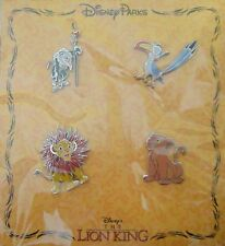 Disney's The Lion King Booster Set - New on Card-Sealed- Pin # 102247