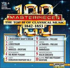 CLASSIC-100 Masterpieces Vol. 6  (UK IMPORT)  CD NEW