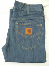 Carhartt Classic Fit, Straight Rise 34L Jeans for Men